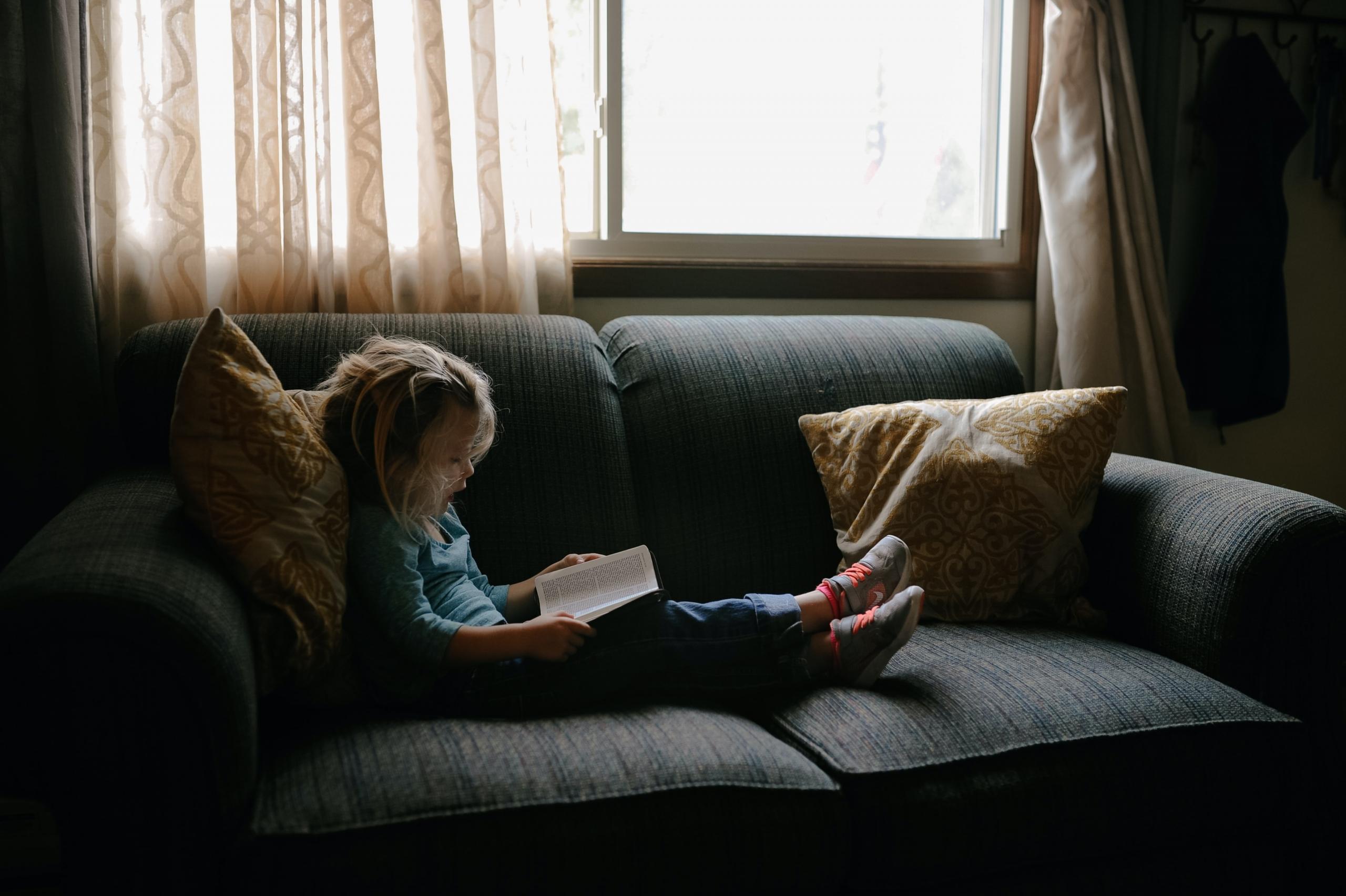 cum să faci un copil să citească