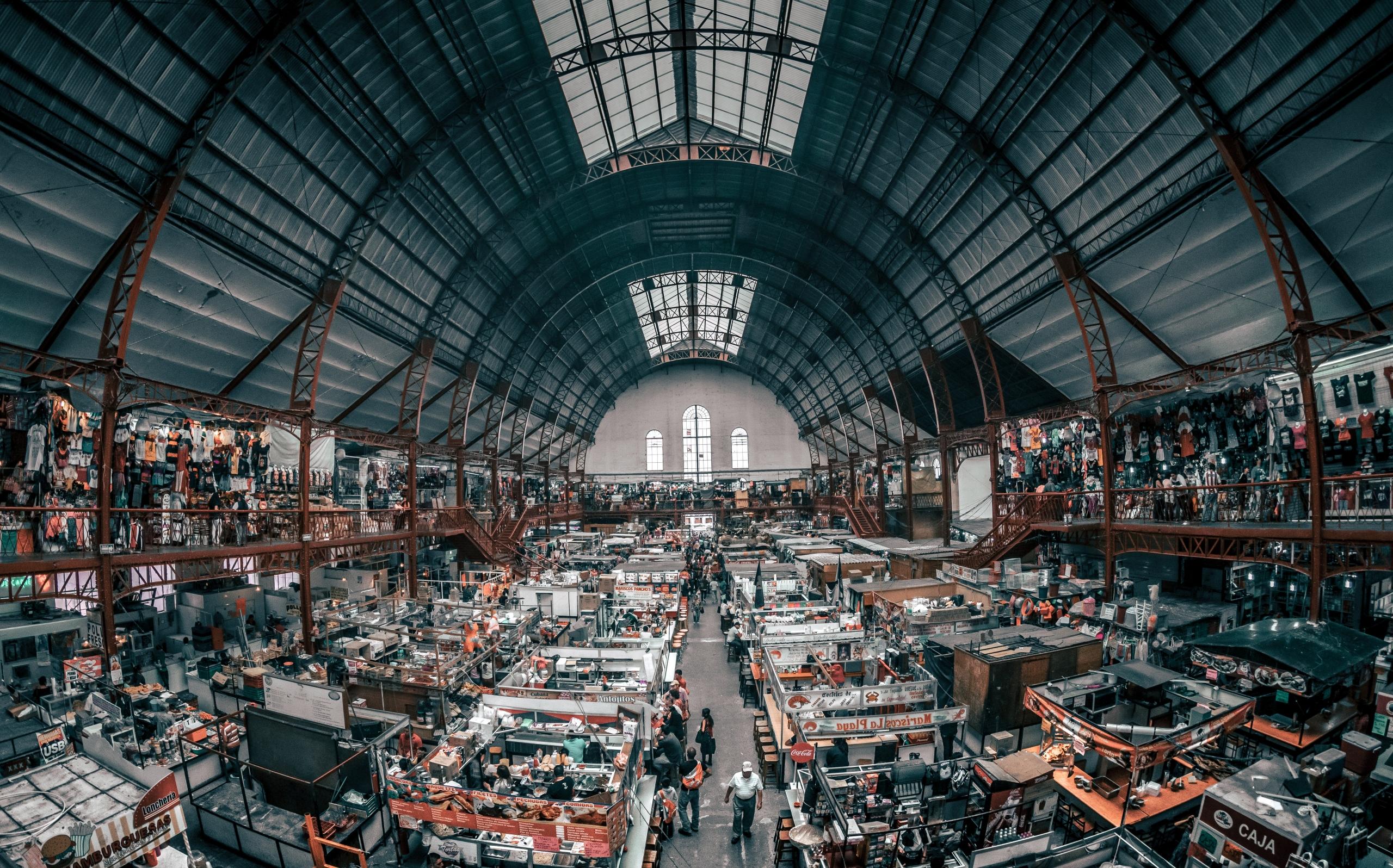 piețele agroalimentare